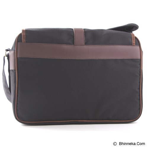 PULCHER Treasure [G-01] - Black - Sling-Bag Pria